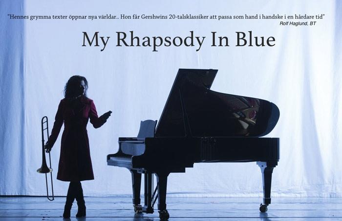 Evelyn Jons - My Rhapsody In Blue